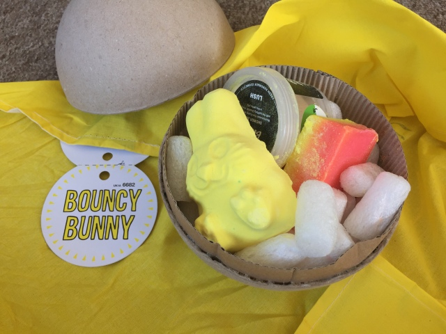 Lush Bunny Egg