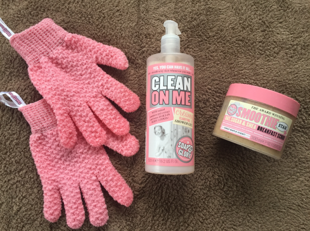 soap and glory pic